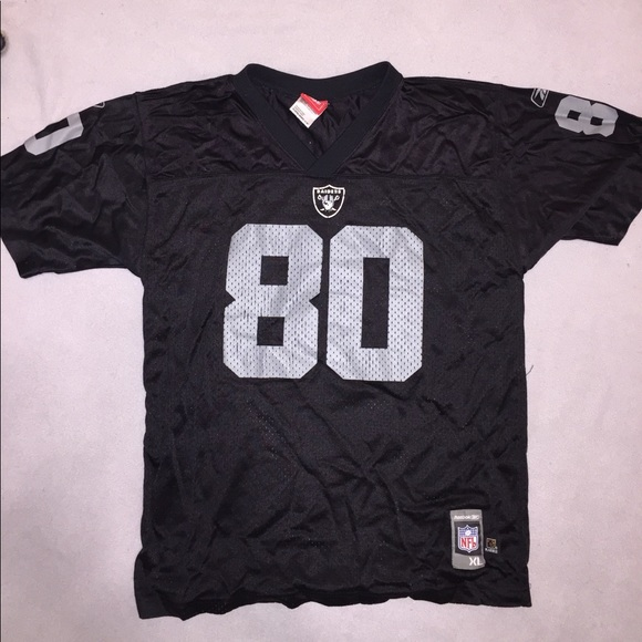 the best attitude 15e1a f567e Rice NFL Oakland Raiders Football Jersey